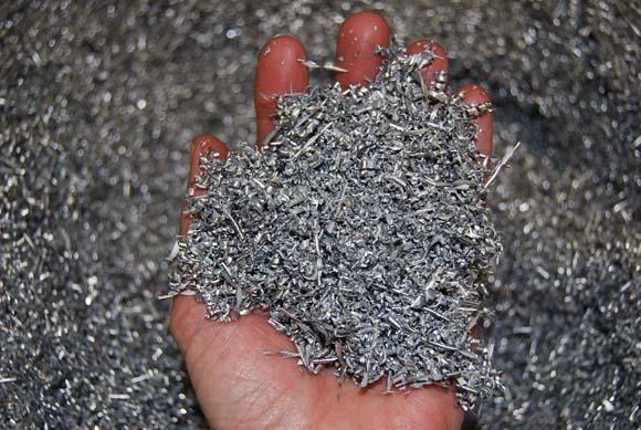 Aluminum Shavings for Orgonite Projects