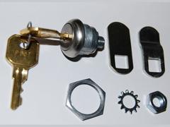 Cam Lock Tumbler