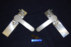 Experimental Aircraft Door Latch X14B Set