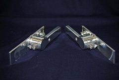 X14 Latch Set Left and Right | Closed Position