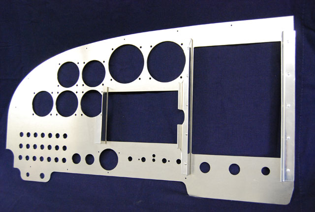 Custom Instrument Panel - Engineering Deposit