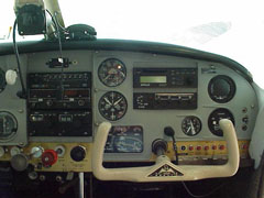 Mooney M20E | Co-Pilot Side Before