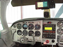 Mooney M20E New Custom Panel | Pilot Side